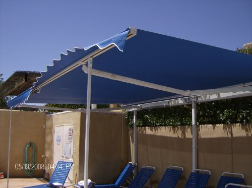 RETRACTABLE AWNINGS.