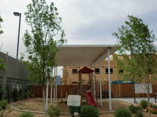 Metal Canopy - Rader Awning