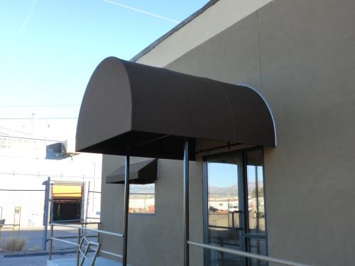 Entrance Canopy - Rader Awning