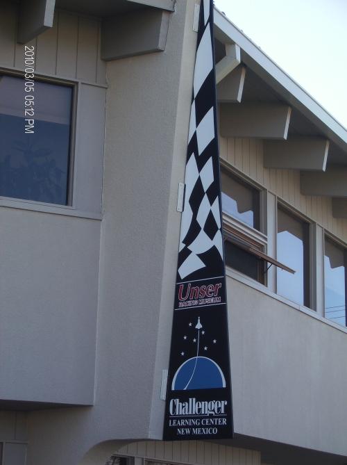 Vertical Fabric Panel - Rader Awning