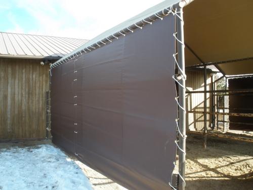 Vinyl Tent Wall - Rader Awning