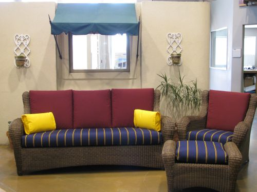 Patio Cushions - Rader Awning