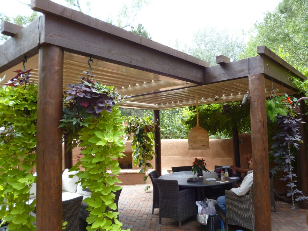 Captivating Equinox Louvered Roof   Rader Awning
