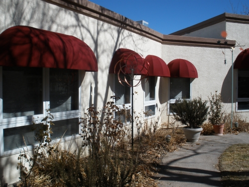 Long Dome and Dome Awnings - Rader Awning