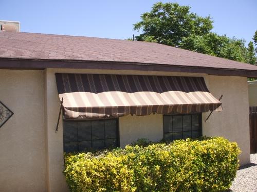 AWNINGS - Residential - Rader Awning