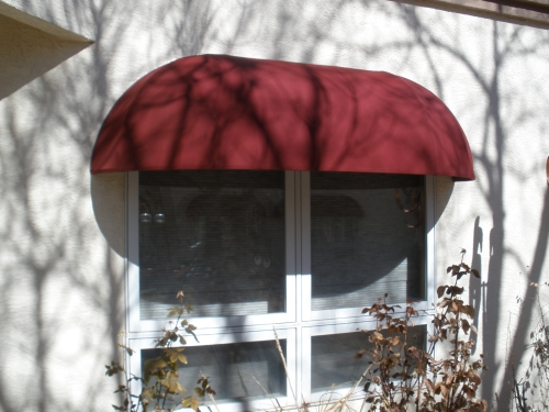 Long Dome Awning - Rader Awning