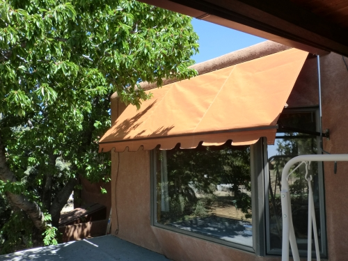 Robusta Retractable Awning- Rader Awning