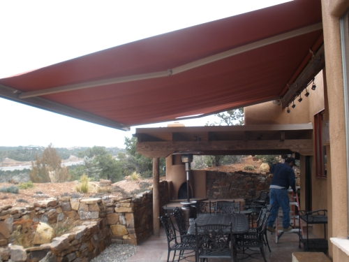 Nu-Image Retractable Awning- Rader Awning
