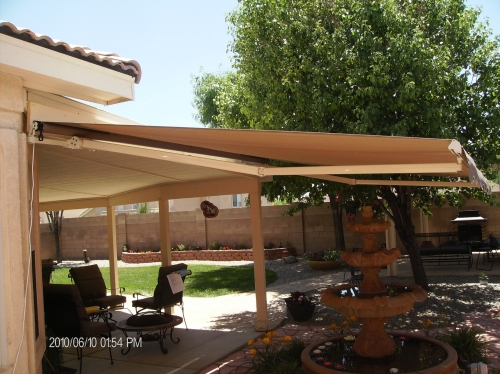 Nu-Image Retractable Awning - Rader Awning