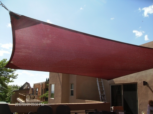 awnings sails sail lighting stores best the patio option awning covers cloth cover dallas shade
