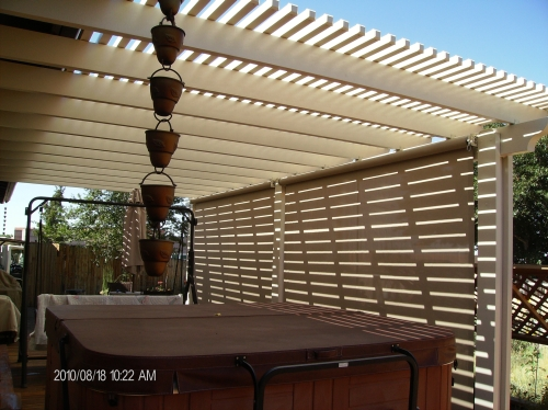 Vertical Roll Curtain - Rader Awning