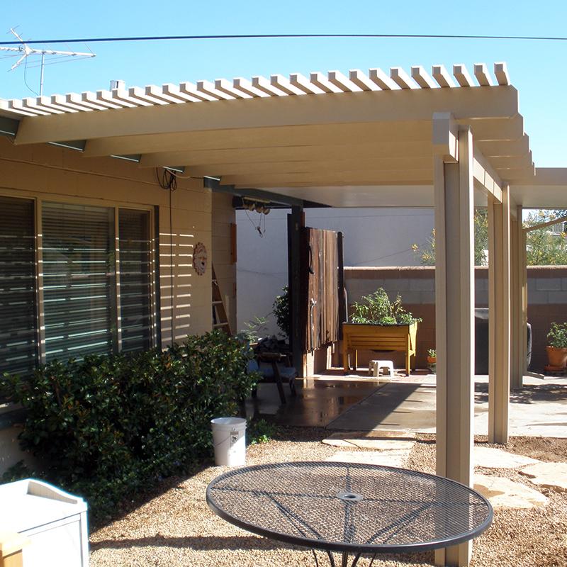 Aluminum Pergola Canopy | Albuquerque and Santa Fe